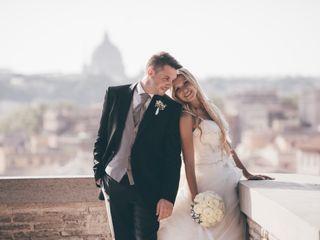 Le nozze di Romina e Davide