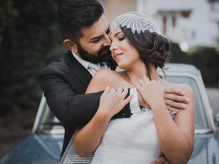 Le nozze di Milena e Giancarlo