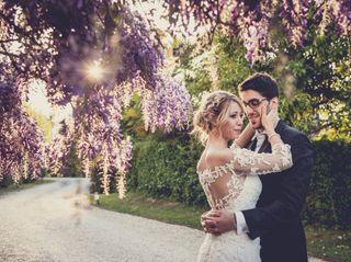 Le nozze di Oriana e Paolo
