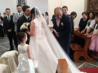 Le nozze di Florina  e Giuseppe  2