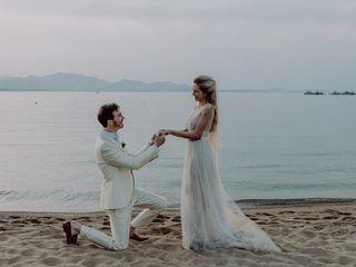 Le nozze di Asia e John