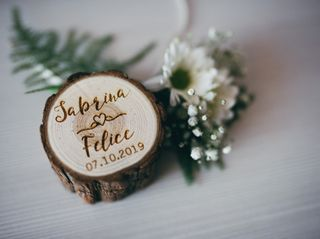 Le nozze di Sabrina e Felice 3