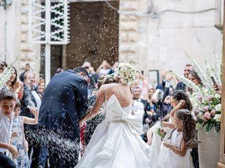 Le nozze di Alessia e Luigi