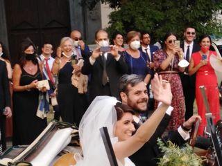 Le nozze di Fabio e Laura 1