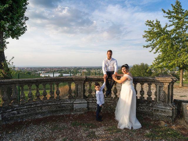Le nozze di Paula e Alessio