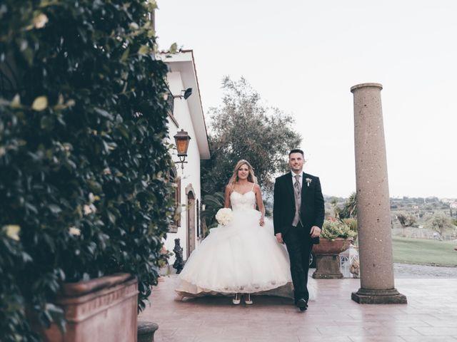 Il matrimonio di Davide e Romina a Roma, Roma 1