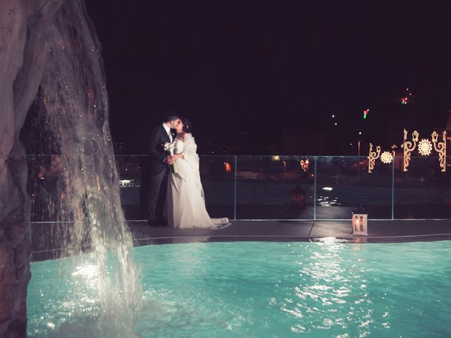 Il matrimonio di Francesco e Francesca a Pozzuoli, Napoli 10