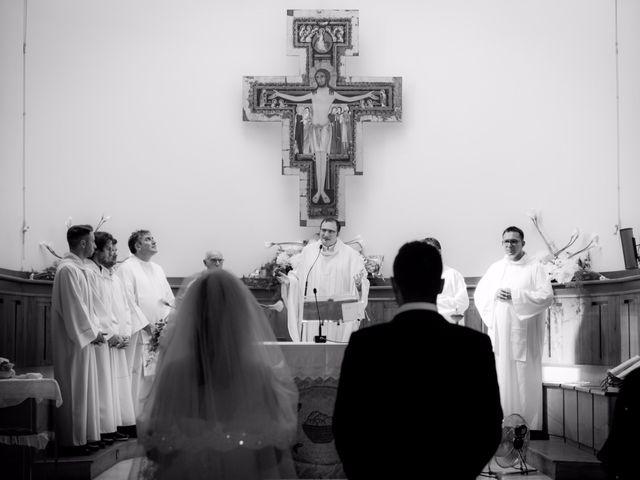 Il matrimonio di Francesco e Francesca a Pozzuoli, Napoli 43
