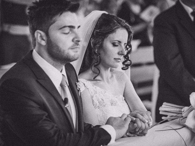 Il matrimonio di Francesco e Francesca a Pozzuoli, Napoli 53