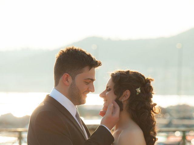 Il matrimonio di Francesco e Francesca a Pozzuoli, Napoli 69