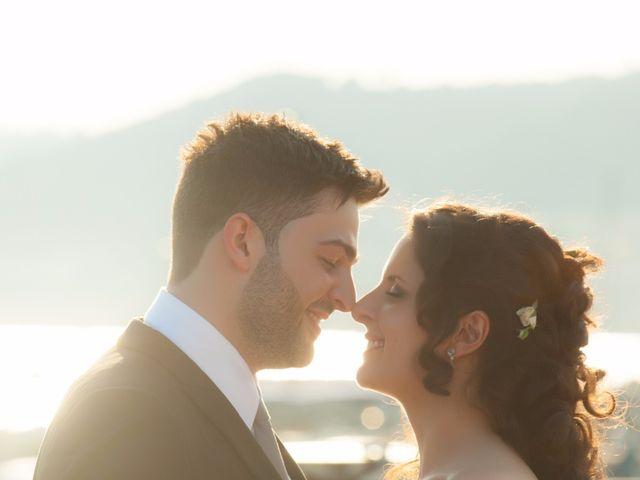 Il matrimonio di Francesco e Francesca a Pozzuoli, Napoli 70