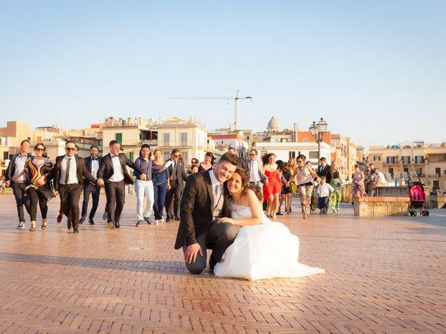 Il matrimonio di Francesco e Francesca a Pozzuoli, Napoli 75