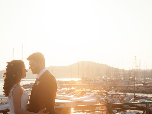 Il matrimonio di Francesco e Francesca a Pozzuoli, Napoli 81