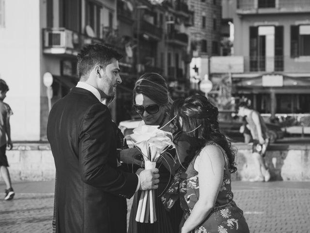 Il matrimonio di Francesco e Francesca a Pozzuoli, Napoli 82