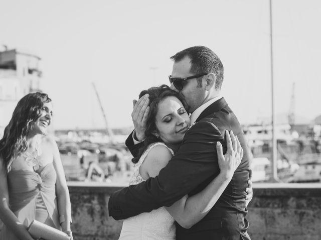 Il matrimonio di Francesco e Francesca a Pozzuoli, Napoli 84