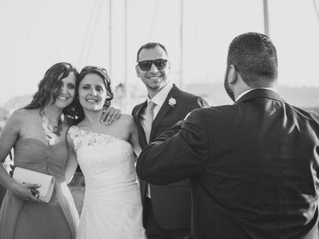 Il matrimonio di Francesco e Francesca a Pozzuoli, Napoli 86