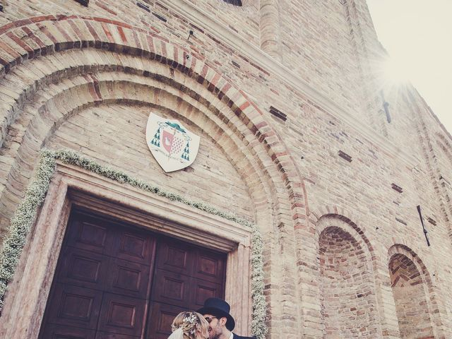 Il matrimonio di Paolo e Oriana a Treviso, Treviso 16