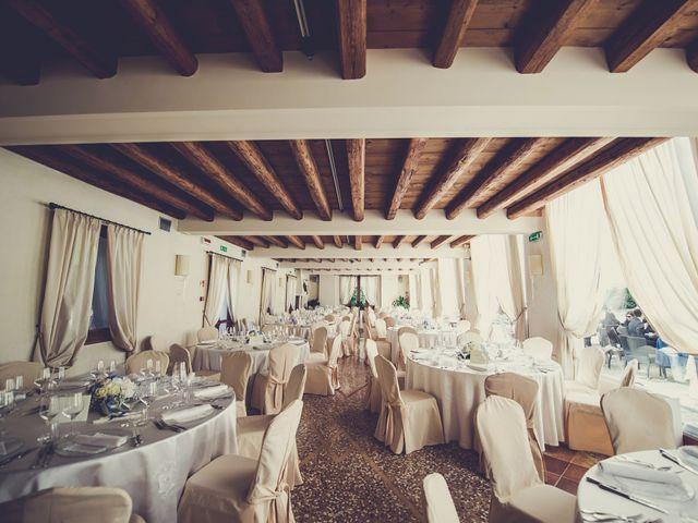 Il matrimonio di Paolo e Oriana a Treviso, Treviso 20