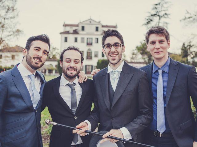 Il matrimonio di Paolo e Oriana a Treviso, Treviso 35