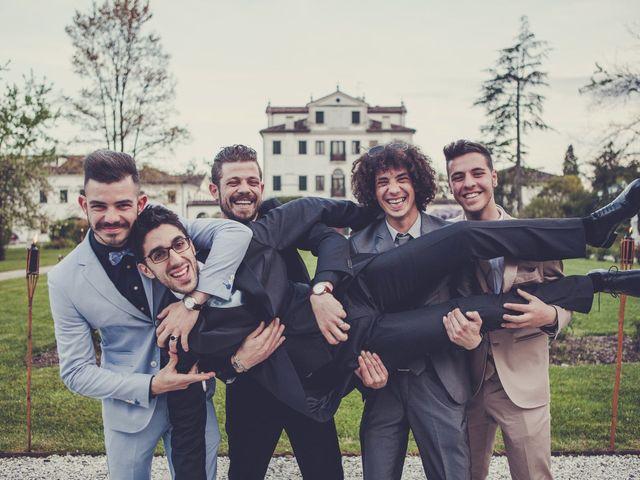 Il matrimonio di Paolo e Oriana a Treviso, Treviso 36