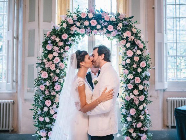Le nozze di Donna e Saul