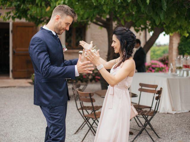 Il matrimonio di Manuel e Elena a Cesena, Forlì-Cesena 61