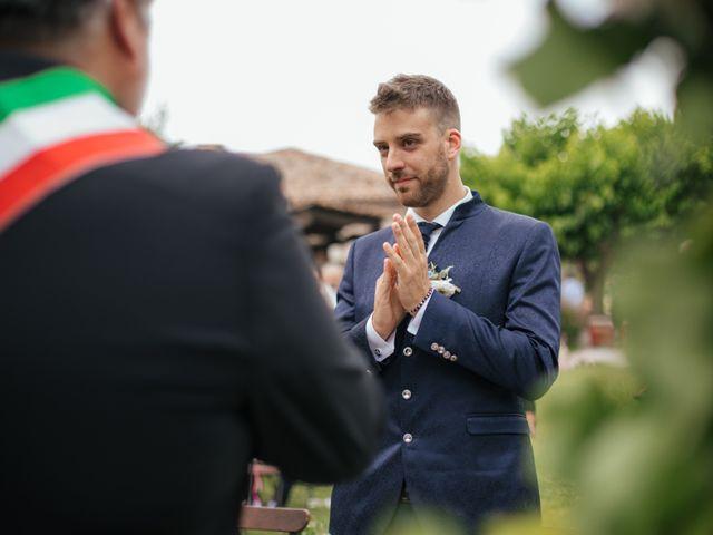 Il matrimonio di Manuel e Elena a Cesena, Forlì-Cesena 64
