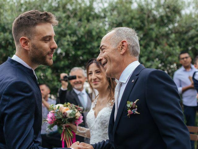 Il matrimonio di Manuel e Elena a Cesena, Forlì-Cesena 71