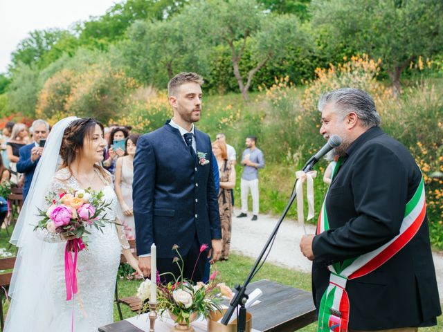 Il matrimonio di Manuel e Elena a Cesena, Forlì-Cesena 72