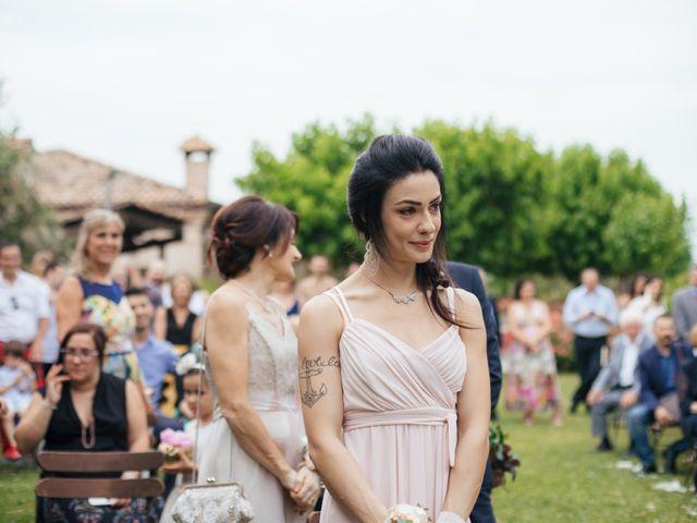 Il matrimonio di Manuel e Elena a Cesena, Forlì-Cesena 74