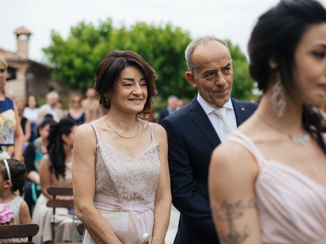Il matrimonio di Manuel e Elena a Cesena, Forlì-Cesena 75