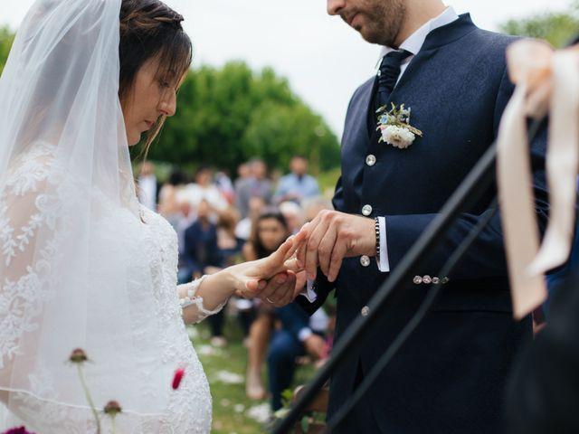 Il matrimonio di Manuel e Elena a Cesena, Forlì-Cesena 78