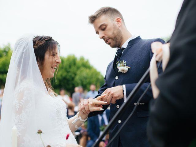 Il matrimonio di Manuel e Elena a Cesena, Forlì-Cesena 79