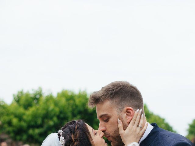 Il matrimonio di Manuel e Elena a Cesena, Forlì-Cesena 80