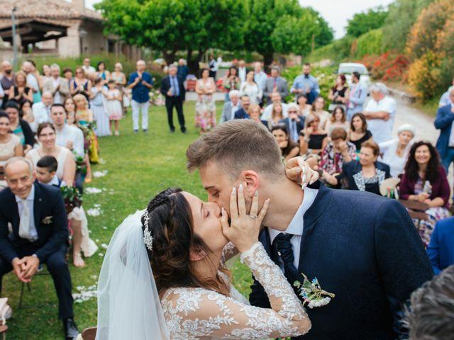 Il matrimonio di Manuel e Elena a Cesena, Forlì-Cesena 83