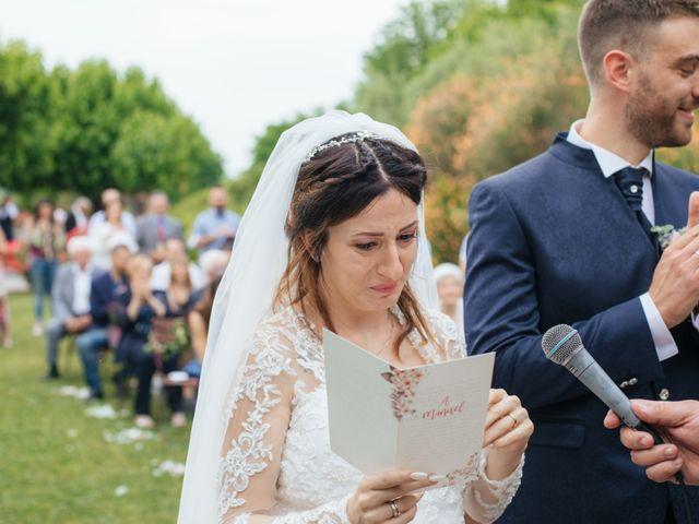Il matrimonio di Manuel e Elena a Cesena, Forlì-Cesena 85