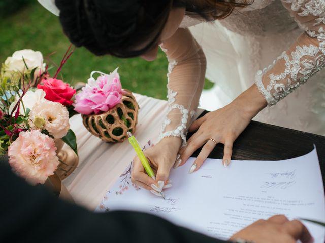 Il matrimonio di Manuel e Elena a Cesena, Forlì-Cesena 88