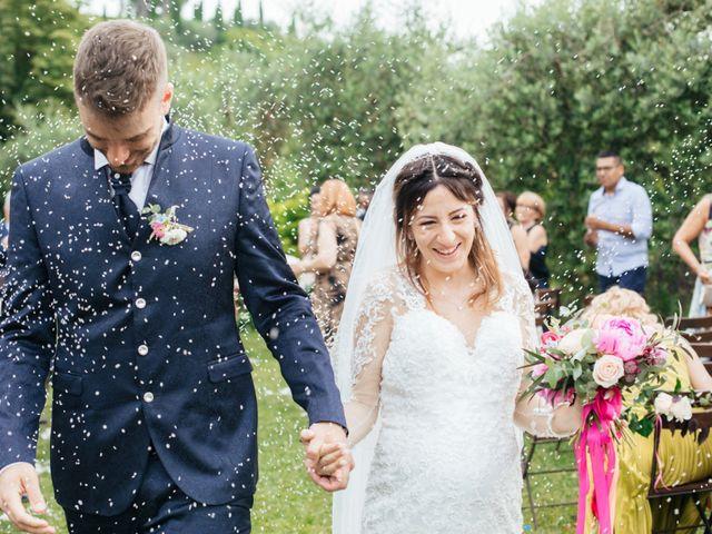 Il matrimonio di Manuel e Elena a Cesena, Forlì-Cesena 100