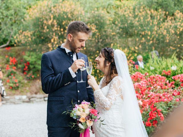 Il matrimonio di Manuel e Elena a Cesena, Forlì-Cesena 101