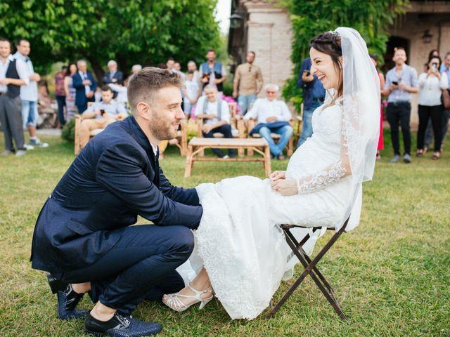 Il matrimonio di Manuel e Elena a Cesena, Forlì-Cesena 111