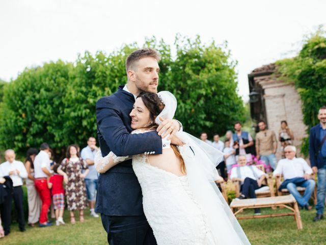 Il matrimonio di Manuel e Elena a Cesena, Forlì-Cesena 112