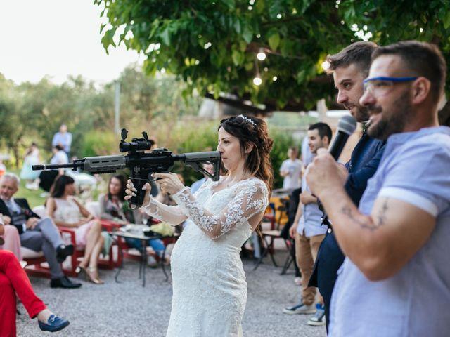 Il matrimonio di Manuel e Elena a Cesena, Forlì-Cesena 120