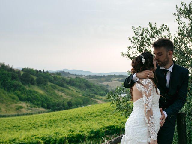Il matrimonio di Manuel e Elena a Cesena, Forlì-Cesena 123