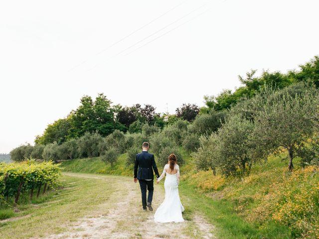 Il matrimonio di Manuel e Elena a Cesena, Forlì-Cesena 125