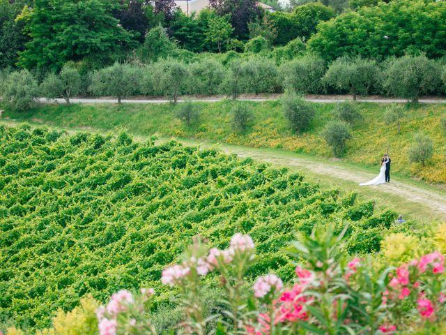 Il matrimonio di Manuel e Elena a Cesena, Forlì-Cesena 126
