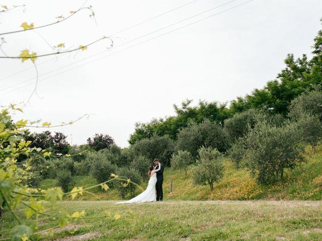 Il matrimonio di Manuel e Elena a Cesena, Forlì-Cesena 127