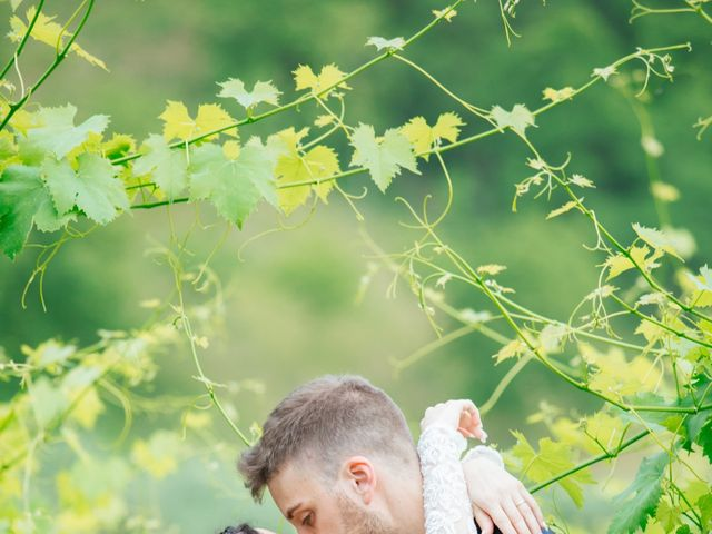 Il matrimonio di Manuel e Elena a Cesena, Forlì-Cesena 131