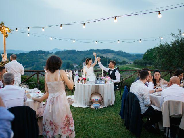 Il matrimonio di Manuel e Elena a Cesena, Forlì-Cesena 133