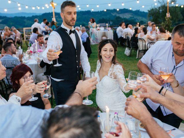 Il matrimonio di Manuel e Elena a Cesena, Forlì-Cesena 136