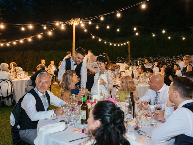 Il matrimonio di Manuel e Elena a Cesena, Forlì-Cesena 139